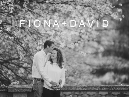 Fiona & David's Pre-Wedding Photo Shoot