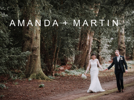 Amanda & Martin - 11th March 2017 - Smeetham Hall Barn