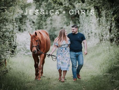 Jessica & Chris Pre-Wedding Shoot