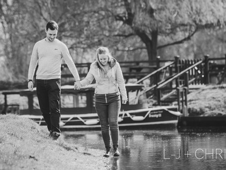 Louise-Jayne & Chris - Pre-Wedding Photo Shoot