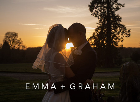 Emma & Graham - 3rd January 2020  Gosfield Hall Wedding Venue