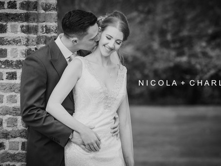 Nicola & Charles - 1st April 2017 - Colville Hall