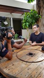 Entrevista para TV Jornal