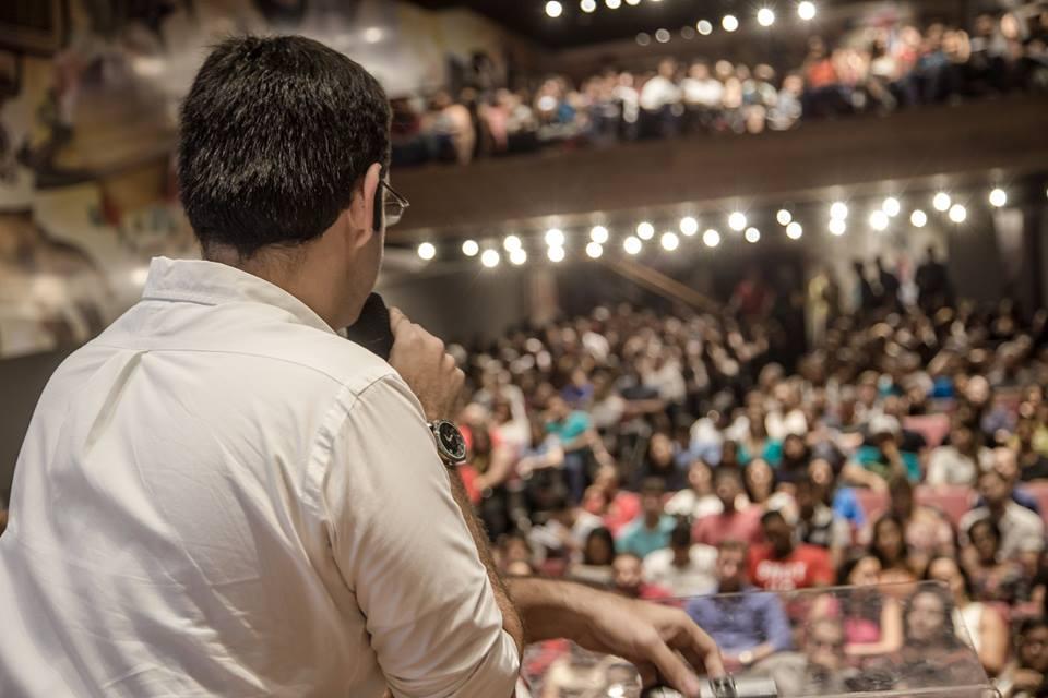 Em palestra realizada no Centro de C
