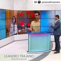 Participação no Bom Dia PE, em entrevista com a repórter Cacyone Gomes (Abril/2017)