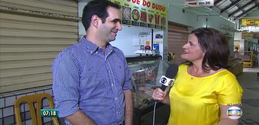 Participação no Bom Dia PE, em entrevista com a repórter Bianka Carvalho (março/2017)