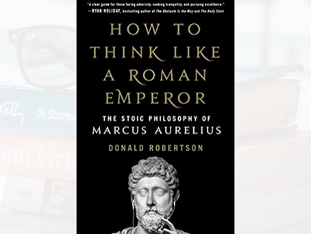 How to Think Like a Roman Emperor (2019)