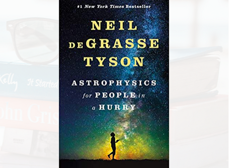 Astrophysics for People in a Hurry (2017)