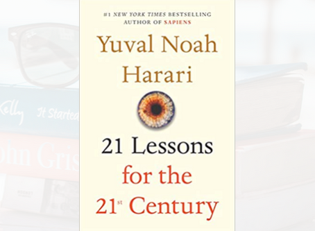 21 Lessons for the 21st Century (2018)