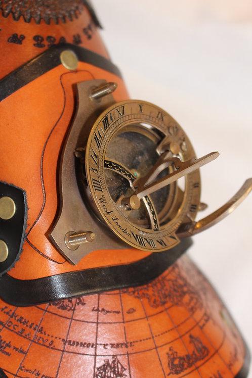 Steam Punk Navigation Heavy Bracer