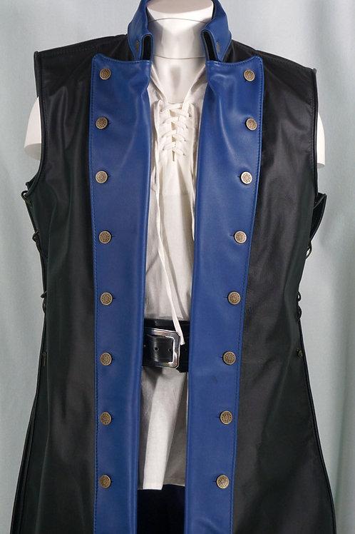 Sleeveless Privateer Jacket