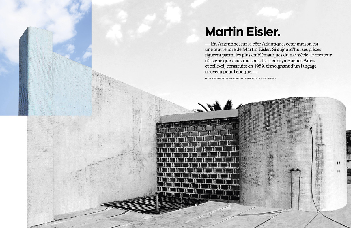 MARTIN EISLER