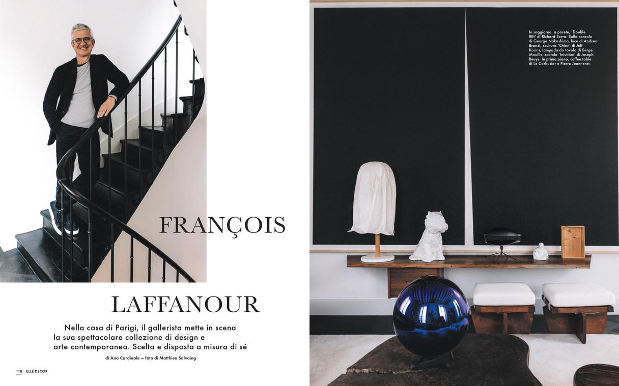 FRANÇOIS LAFFANOUR