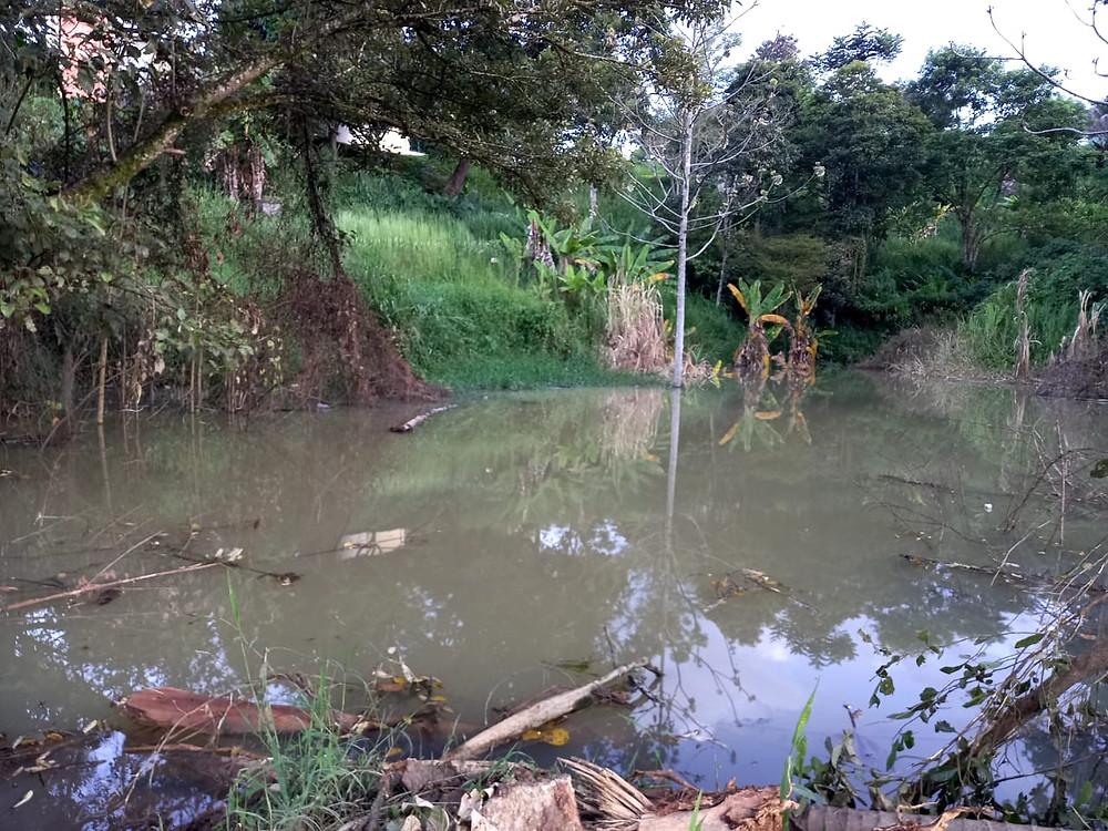 Tras las intervenciones, la profundidad podría ser superior a los seis metros, dicen autoridades