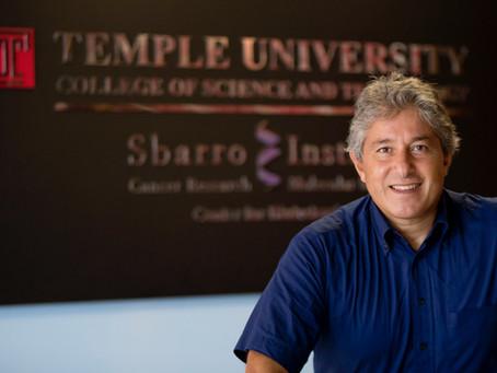 Dr. Antonio Giordano: The Making, Past, And Future of SHRO