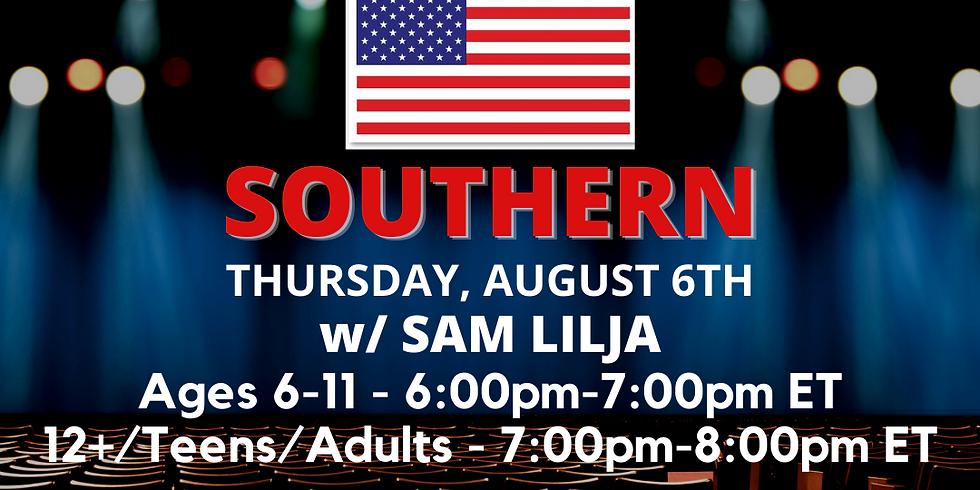 Dialects w/ Sam Lilja - Southern!