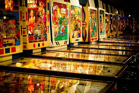 Silverball Museum Arcade