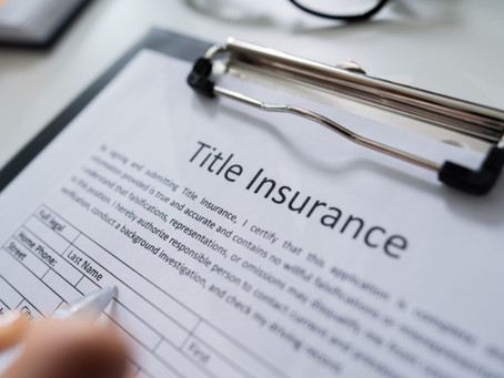 Owner's Title Insurance vs. Lender's Title Insurance -What Exactly Are These Two Types of Insurance?