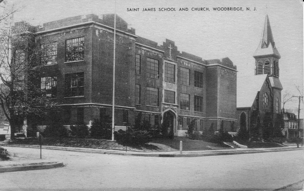 St. James Church Amboy Ave