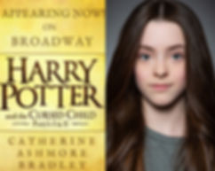 Catherine Ashmore Bradley Harry Potter Broadway Cursed Child