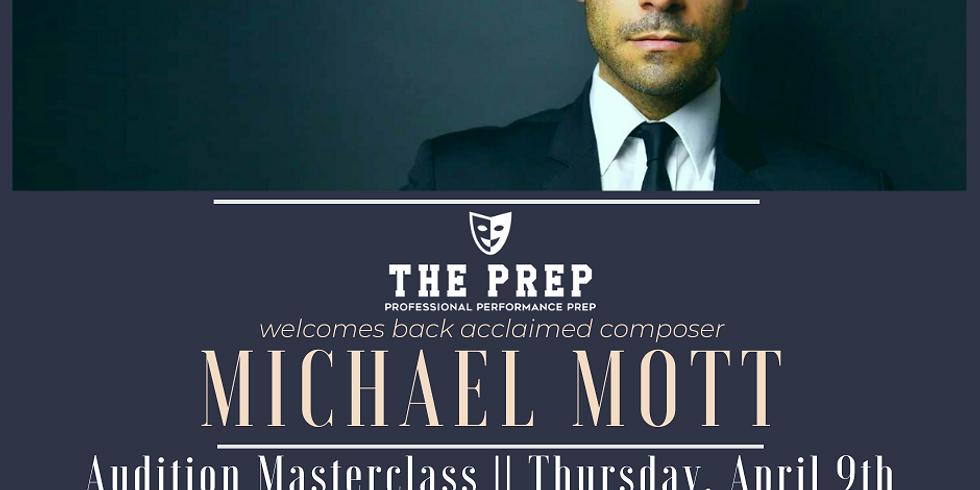 Michael Mott MasterClass & Private Coachings