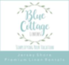 Blue Cottage Linens