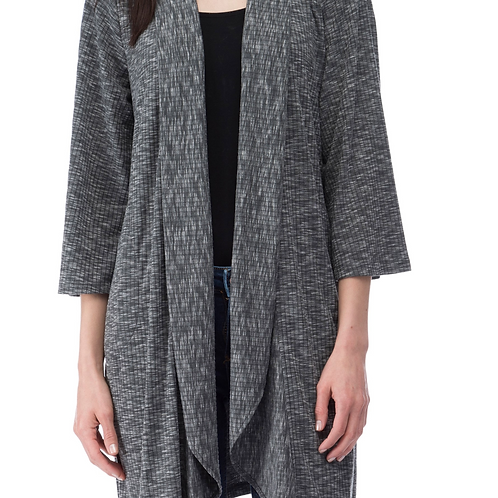 Bobeau: Ellen Waterfall Cardigan