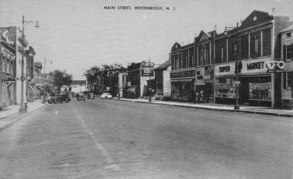 Main Street 1939-40