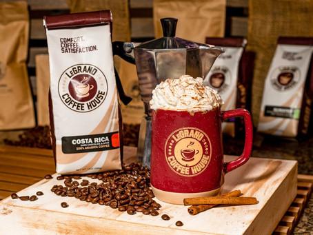 "LeGrand Coffee House Brings ""Coffee, Comfort & Satisfaction"" to Downtown Woodbridge"