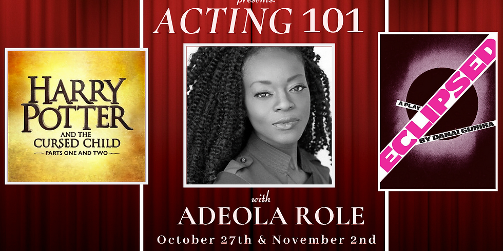 Acting 101 (Ages 6-11)