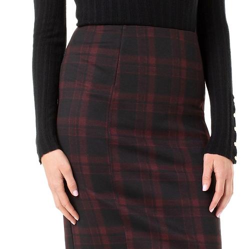 Liverpool: Reese Straight Skirt