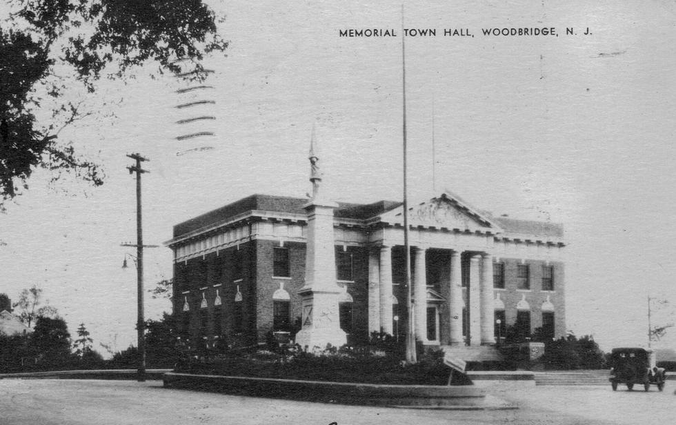 Town Hall Main Street