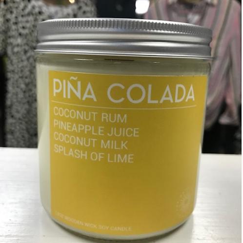 Candles: Pina Colada