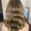 Thumbnail: Scarlett Med Silk Top Lace Front Wig