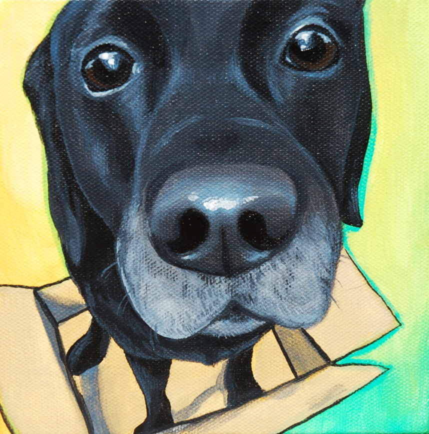 black lab in a box custom pet portrait chewy.png