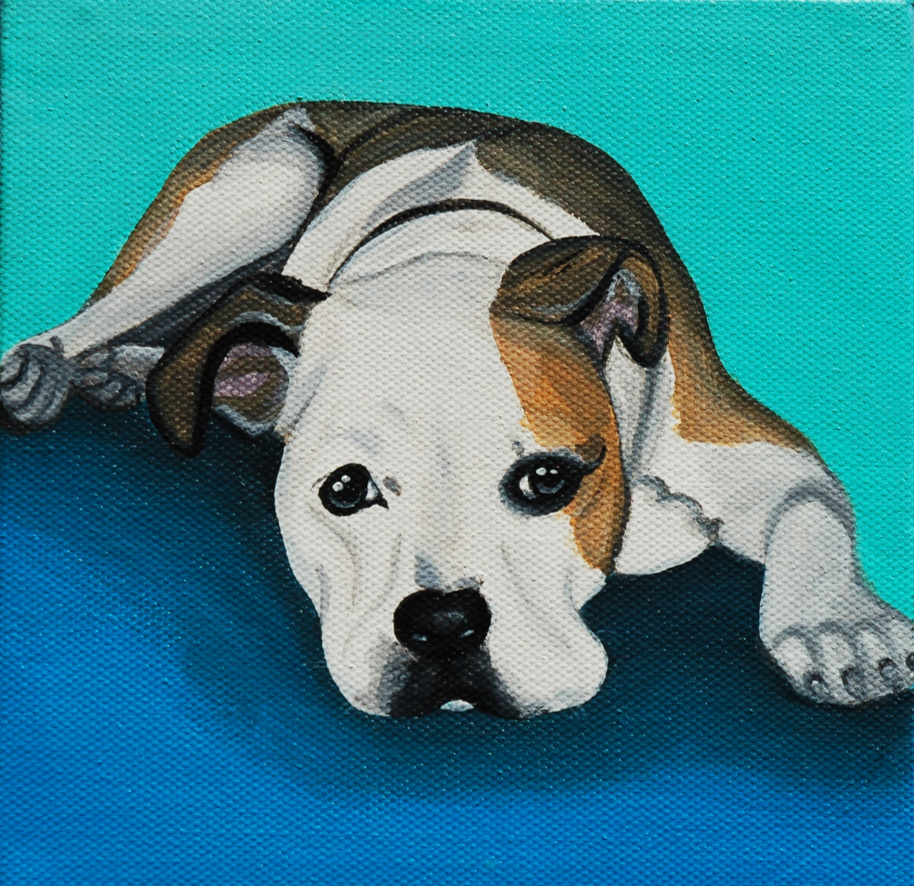 cute puppy laying painting.png