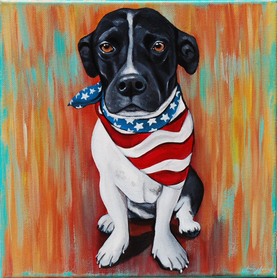 Miss Bojangles pitbull custom pet painting on canvas.png