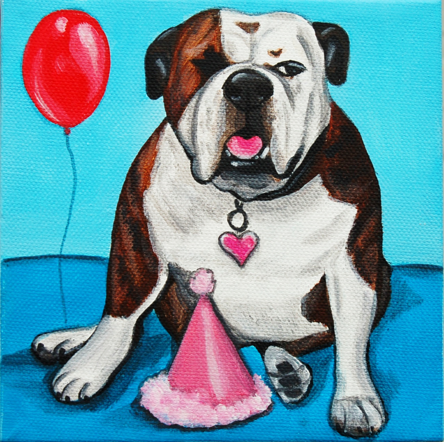 happy birthday english bulldog painting.png