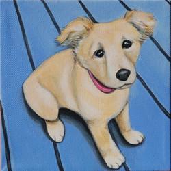 cute golden retriever puppy painting.jpg