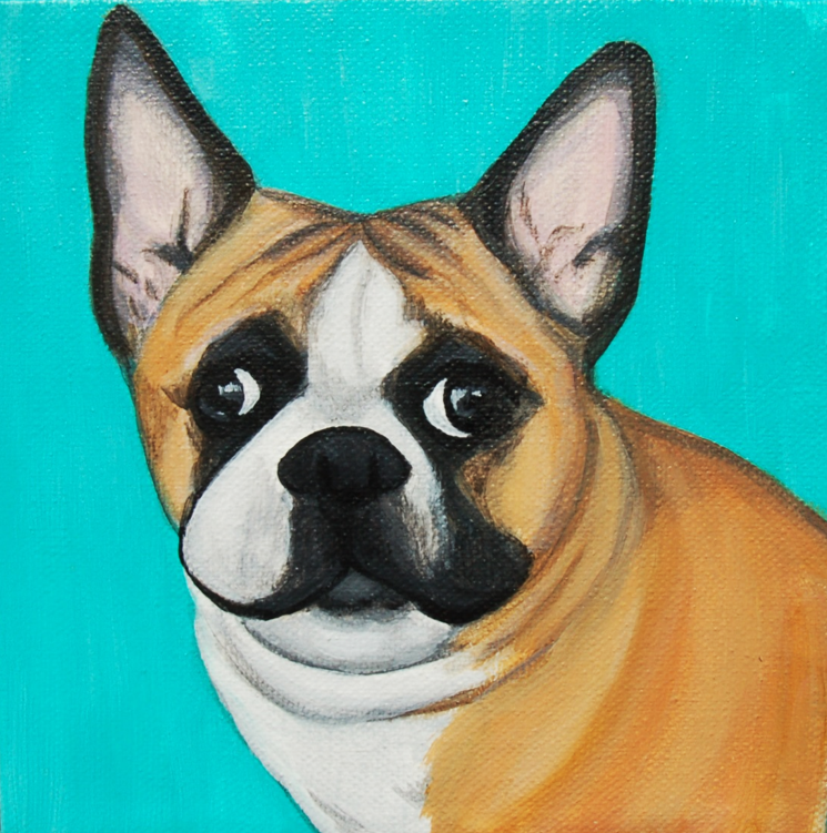 tan french bulldog painting.png