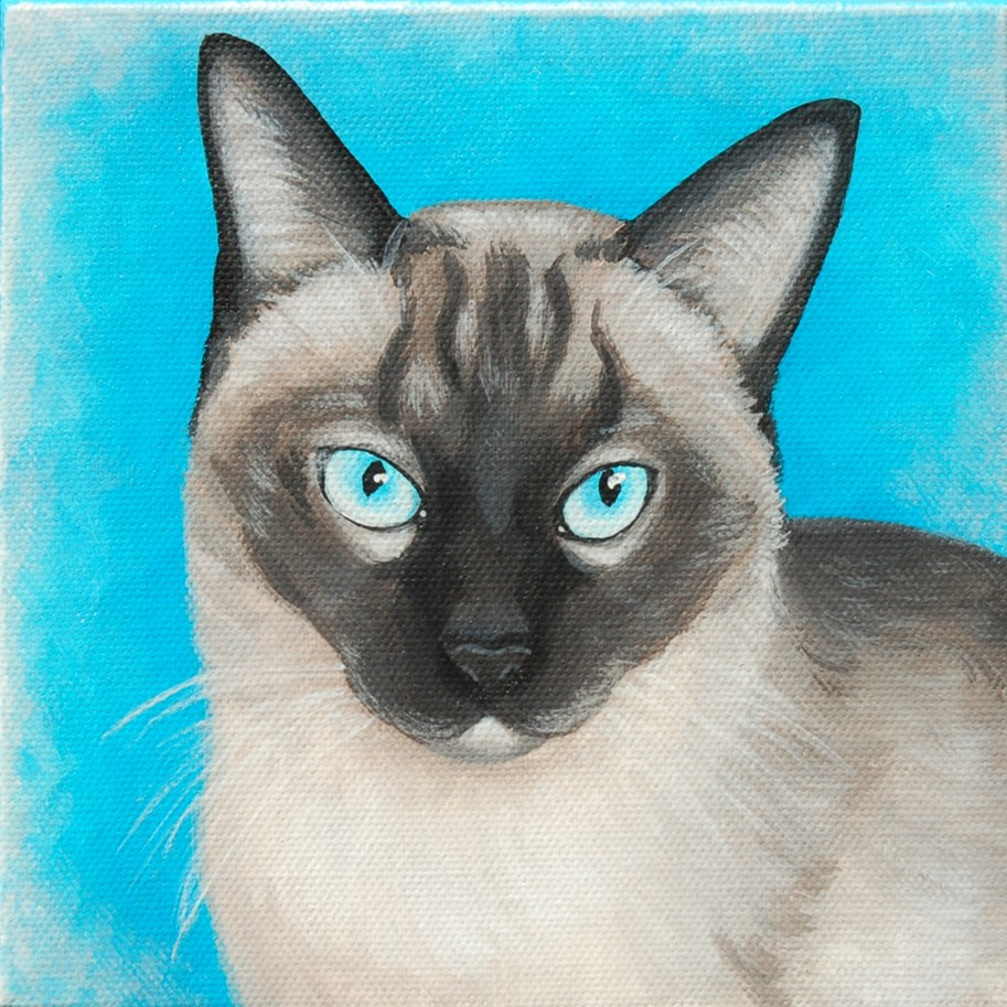 siamese cat portrait painting on canvas.jpg