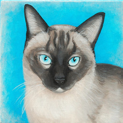 siamese cat portrait painting on canvas.jpg