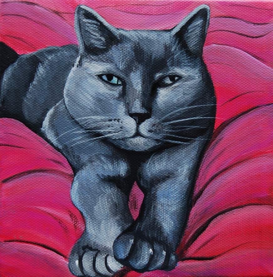 gray cat stretching painting.png