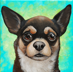 cute chihuahua painting for chewy green.png