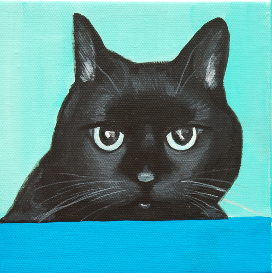 black cat portrait painting.png