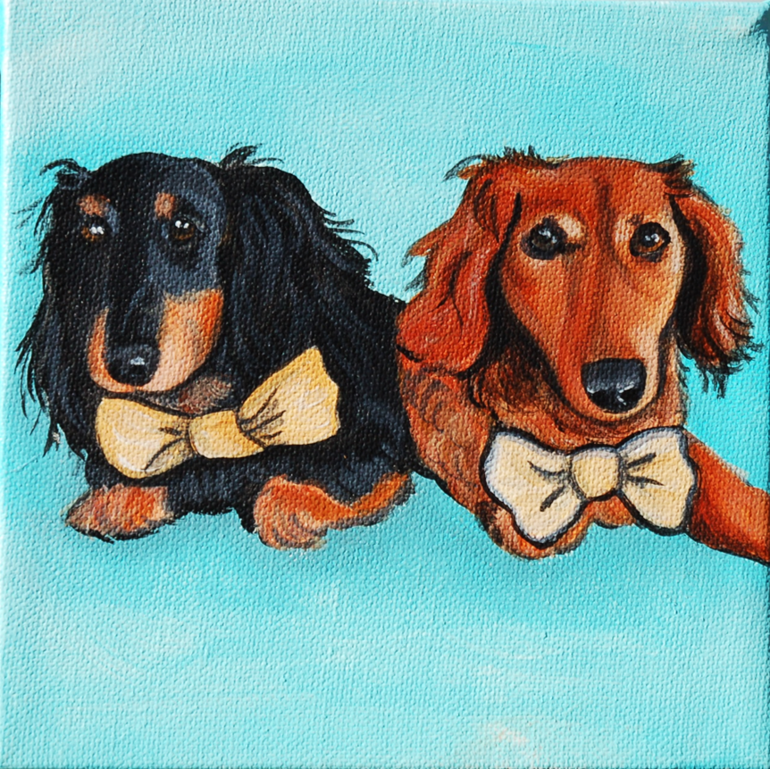 double dachshund painting.png