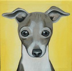 italian greyhound painting yellow.png