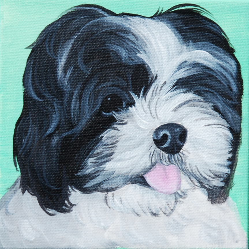 shih tzu painting green.png