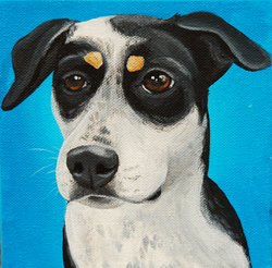 black and white dog painting chewy.png