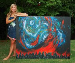 Lauren Hammack art